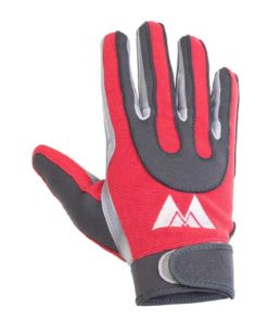 American Football MM Receiver Glove Rot