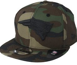 New Era 9FIFTY Snapback NFL Official New England Patriots Camo
