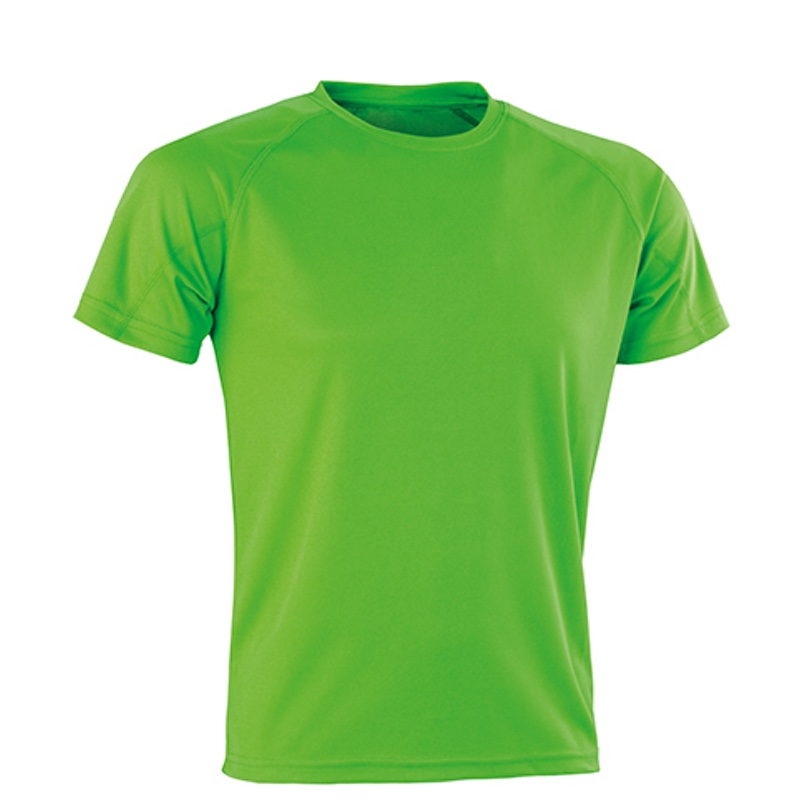 Aircool Tee wiking sports Lime