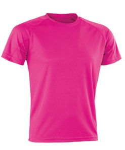 Aircool Tee wiking sports Neon Pink