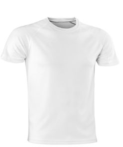 Aircool Tee wiking sports Weiss