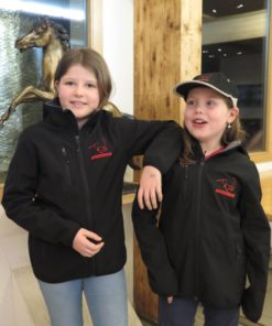 Reitverein Uster Juniorenteam-Jacke Softshell