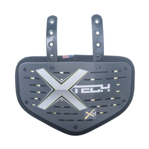 American Football Shoulder Pad Zubehör - Backplate für XTECH Shoulder Pads