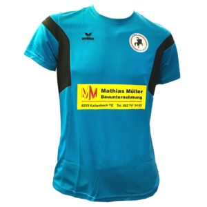 Unihockeyclub UHC Stei am Rhy Trainings T-Shirt fürs Unihockey