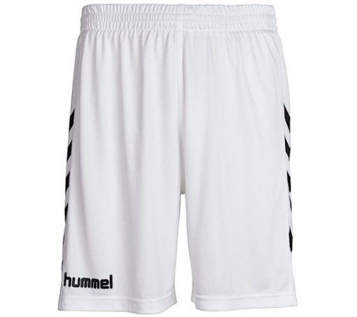 Hummel Core Poly Shorts Weiss