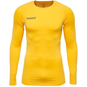 Hummel First Performance LS Jersey Gelb