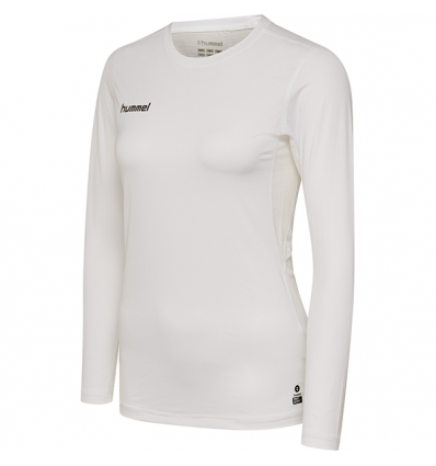 Hummel First Performance Women LS Jersey Weiss