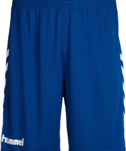 Hummel Core Poly Shorts True Blue