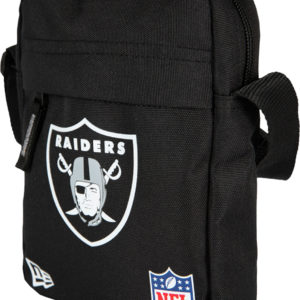 New Era NFL Side Bag Oakland Raiders