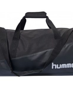 Hummel Authentic Charge Sports Bag Schwarz