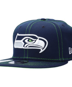 New Era NFL 9Fifty Seattle Seahawks Snapback Cap