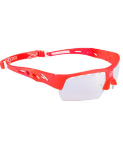 Unihockey Schutzbrille Zone Matrix Kids