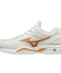 Indoorschuh Mizuno Wave Stealth V Hallenschuh für Unihockey, Handball, Volleyball