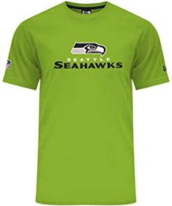 Seattle Seahawks Dry Era Green Tee