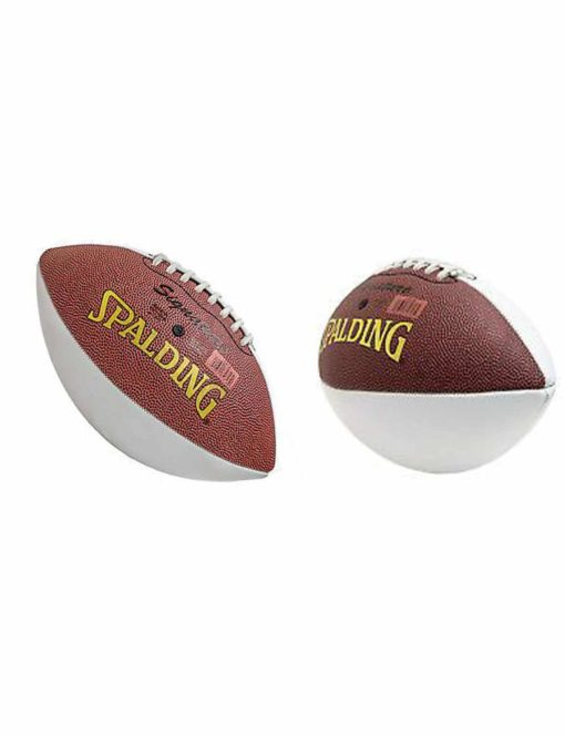 American Football-Ball Spalding Authograph Composite