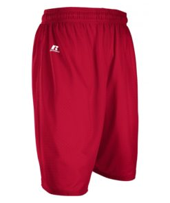 Russell Mesh Short True Red
