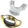 Shock Doctor Max Airflow 2.0 Mouthguard Set GOLD